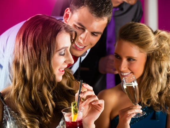 клуб знакомств счастливый случай москва