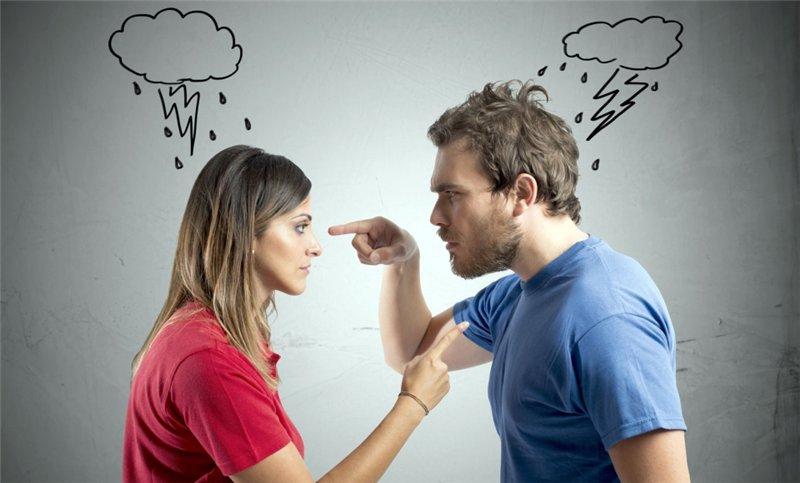 бытовые проблемы в отношениях много